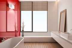 AMOBLAMIENTO - Baño con coverglass