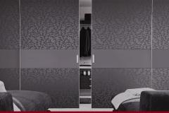 FRENTE E INTERIOR PLACARD - Vidrio con diseño vinílico